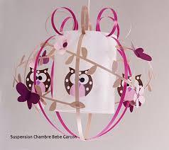 suspension chambre fille suspension chambre bebe garcon loverossia com