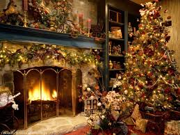 christmasy tree decorating ideas primitive decorations