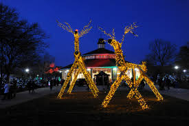 brookfield zoo winter lights welcome to visit oak park illinois