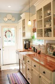 country kitchen designs galley cabinets pictures style drop decor