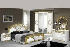 chambre a coucher blanc laqué chambre a coucher italienne pas cher inspirations avec chambre