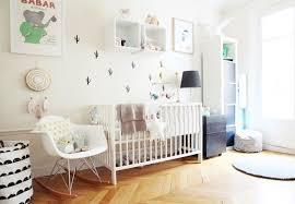 ambiance chambre fille deco scandinave chambre enfant idées décoration intérieure