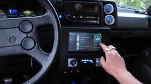 Vw Golf Mk5 Interior Styling Use Tablet As Radio In Car Vw Dashboard Golf 2 Tuning Channel Mmd