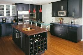 Distressed Black Kitchen Island Kitchen Distressed Black Kitchen Corner Cabinet Picture Using
