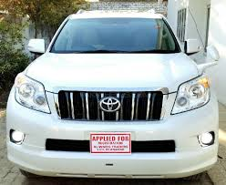 toyota brand new cars for sale used toyota prado for sale at al waris traders islamabad