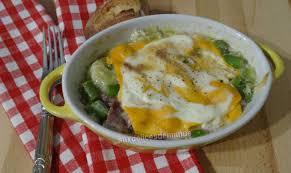 cuisiner les ravioles gratin de ravioles du dauphiné aux asperges mimolette et bacon