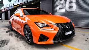 rcf lexus orange 2015 lexus rc f review first drive caradvice
