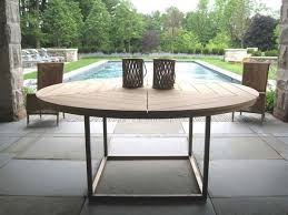 Plans For Wood Patio Table by Best 25 Wooden Outdoor Table Ideas On Pinterest Patio Tables