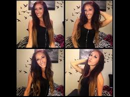 vpfashion hair extensions review vp fashion ombre hair extensions review