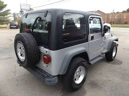 2004 jeep wrangler sport 2004 jeep wrangler sport 4wd 2dr suv in bridgewater ma auto city llc