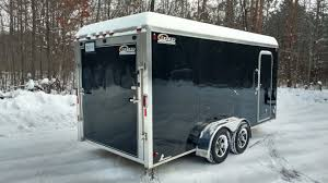Trailer Garage Legend Ice Fishing Trailer Michigan Sportsman Online Michigan