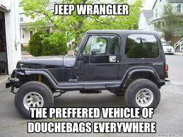 Jeep Wrangler Meme - wrangler