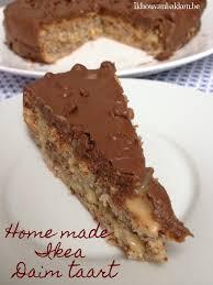 Daim Chocolate Ikea Ik Hou Van Bakken Home Made Ikea Daim Taart Glutenvrij