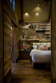 captivating rustic bedroom decor integrates overwhelming queen
