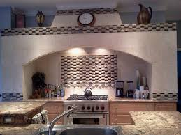 Stone Backsplash In Kitchen Custom Kitchen Backsplash Countertop And Flooring Tile Installation