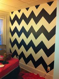 black and white chevron bedroom walls for the home pinterest black and white chevron bedroom walls