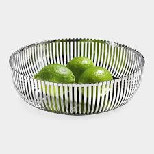 modern fruit basket alessi fruit basket by charpin 9 inch dia pch02 23 nova68