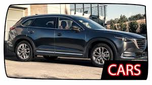 mazda motor europe mazda says new cx 9 suv could come to europe youtube