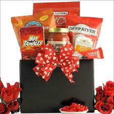 gourmet gift baskets hot stuff s day hot spicy gourmet gift basket swank