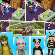 the sims freeplay a quest for toddlers the who games