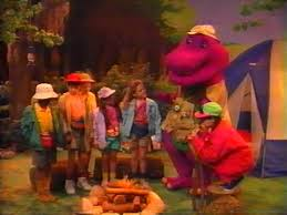 Barney And The Backyard Gang Episodes Campfire Sing Along Barney Wiki Fandom Powered By Wikia