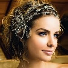 wedding hairstyles for medium length hair bridesmaid