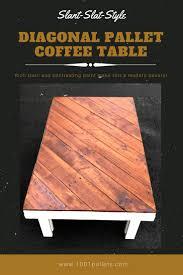 1001 Pallet by Rustic Bias Pallet Coffee Table U2022 1001 Pallets