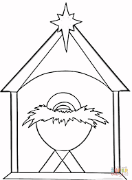 christian chrismtas coloring pages coloring