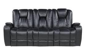 black livingroom furniture the black living room collection mor furniture for less