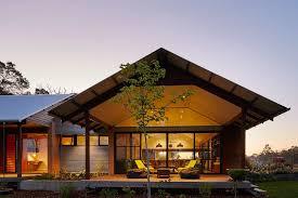 farmhouse home designs modern australian farm house with passive solar design