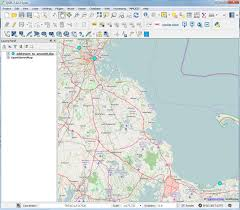 Easton Map Plotting Addresses On A Map With Qgis Mass Gis Commonwiki