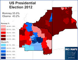 Presidential Election Map 2012 by Florida Senate District 7 A Case In Compact Gerrymandering U2013 Mci Maps