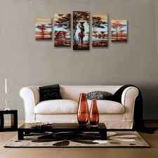 amazon com unixtyle art 100 hand painted wood framed wall art