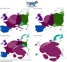 Map Of The Europe by Horsetrading Equine Europe Views Of The World
