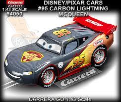 Disney Cars Armchair Carrera Go 1 43 64050 Disney Cars Carbon Lightnng Mcqueen