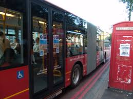 London Bus Interior Travel And Transport Routemaster Buses Replaced By Articulated