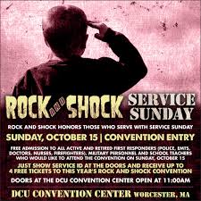 Rock And Shock 2017 U2013 Horror Movie And Music Convention