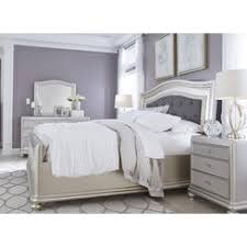 Silver Queen Bed Silver Beds Platform Beds Sears