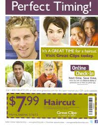 free printable great clips coupon october 2017