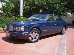 bentley arnage red label oxford blue 2001 bentley arnage red label exterior photo 46703886