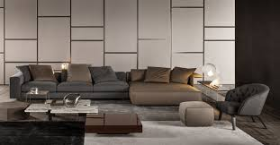 minotti the combination of passion and sense