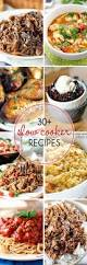 Main Dish Crock Pot Recipes - 30 must try slow cooker recipes yummy healthy easy