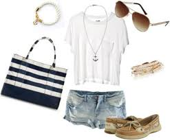 white shirt white necklace images Accessories 101 3 ways to style a white tee denim shorts jpg