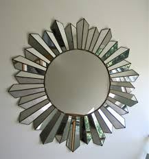 Mirror For Sale Large Soleil Sunburst Wall Mirror For Sale At 1stdibs Silver