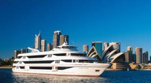 sydney harbour cruises sydney harbour cruise with 3 course lunch for 2