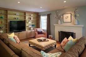 Amazing Of Family Tv Room Ideas  Luxury Family Room Design Ideas - Family room design with tv