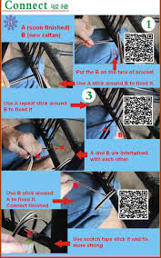 black flat synthetic rattan weaving material plastic rattan for