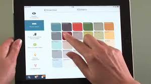 how to choose colours dulux visualizer app youtube