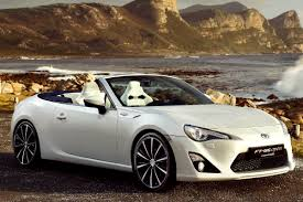 toyota roadster new toyota ft 86 open top concept revealed autotribute