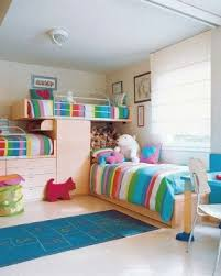 3 Bed Bunk Bed Bunk Bed Solid Pine Low Bunk Beds